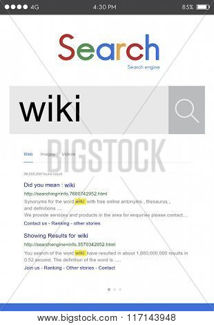 Wiki Website Database Key Knowledge Information Concept