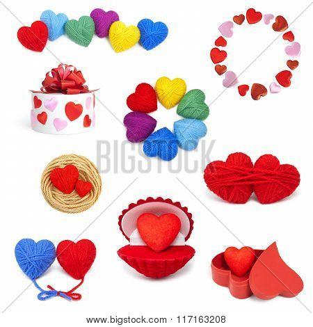Heartshape Collection