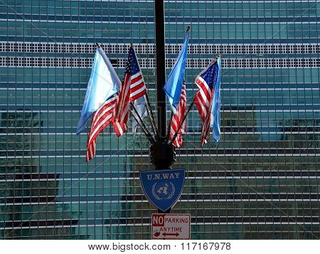 United Nations Secretariat, New York