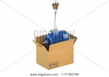 Electrical Motor In The Box