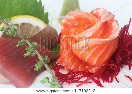 Sashimi Set 1