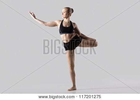Natarajasana, Lord Of The Dance Pose