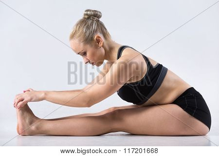 Paschimothanasana Yoga Pose