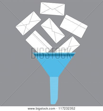 Spam Filter Icon