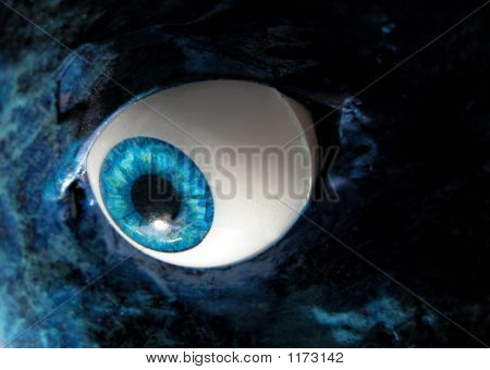 Big Blue Eye