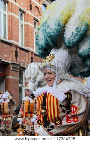 Carnival Icons: Aalsterse Gilles