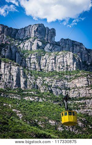 Montserrat In Spain