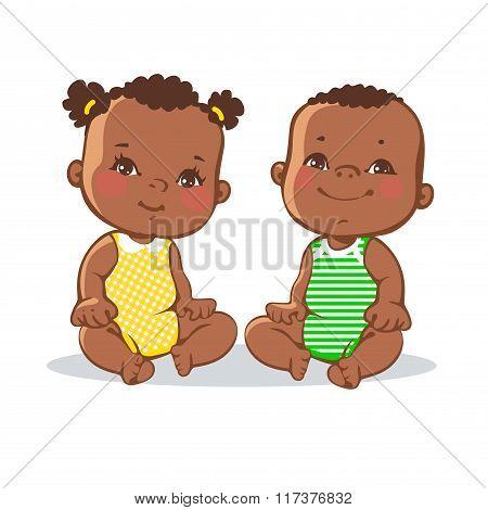 Two cute little babies.