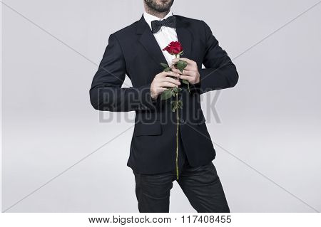 Groom man
