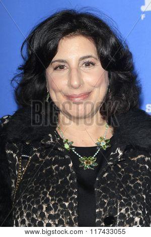 SANTA BARBARA - FEB 4:  Sue Kroll at the 31st Santa Barbara International Film Festival - Maitlin Modern Master Award at the Arlington Theatre on February 4, 2016 in Santa Barbara, CA