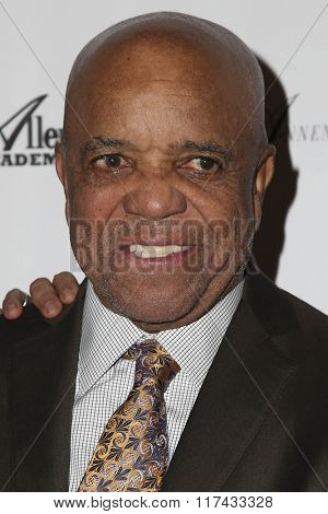 LOS ANGELES - FEB 4:  Barry Gordy at the Debbie Allen's Freeze Frame U.S. Premiere at the Wallis Annenberg Center for the Performing Arts on February 4, 2016 in Beverly Hills, CA