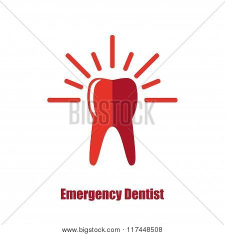 Emergency Dentist Logo