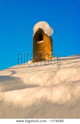 Snow Chimney