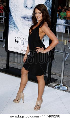 Lacey Schwimmer at the Los Angeles Premiere of