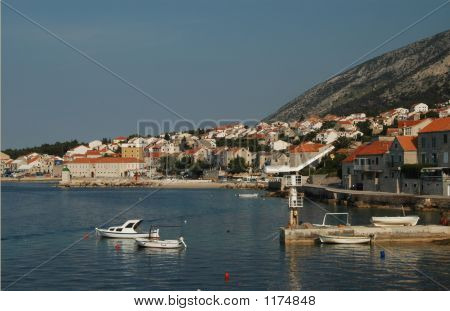 Harbor Croatia Brac