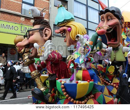 Aalst Carnival 2016