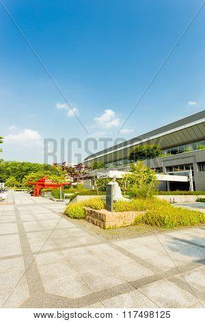 Miyako Messe Convention Center Museum Kyoto