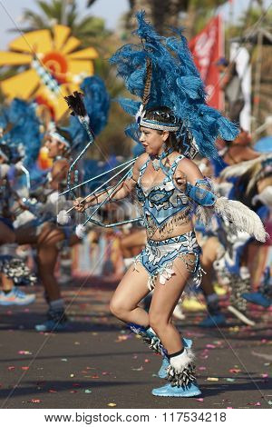 Tobas Dancer