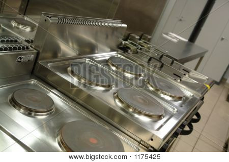 Professional Cooking Range