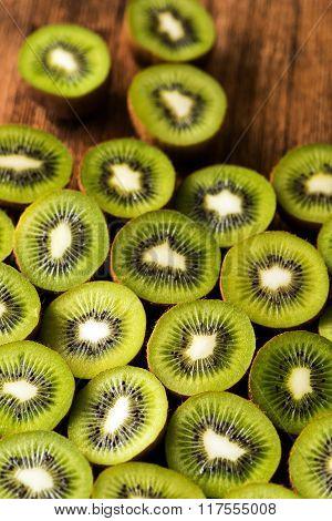 Kiwifruit Or Chinese Gooseberry
