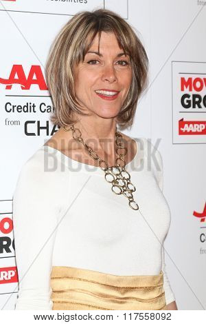 LOS ANGELES - FEB 8:  Wendie Malick at the 15th Annual Movies For Grownups Awards at the Beverly Wilshire Hotel on February 8, 2016 in Beverly Hills, CA