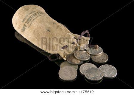 19Th Century Silver Dollars