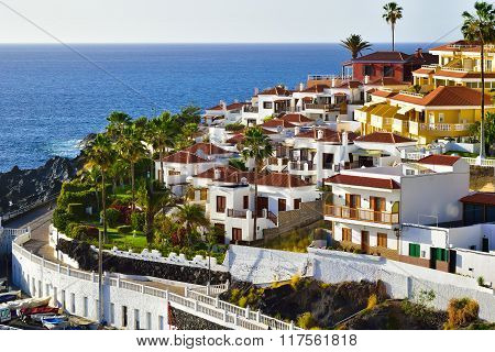 Traditional architecture in Tenerife, Spain
