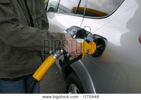 Filling Up With Fuel
