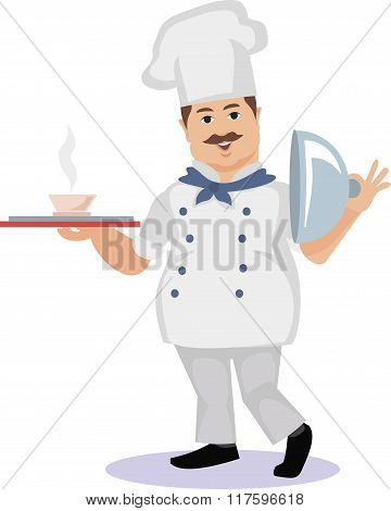fun cook with paunch