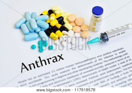 Anthrax disease