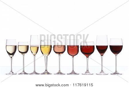 Wine Gradient