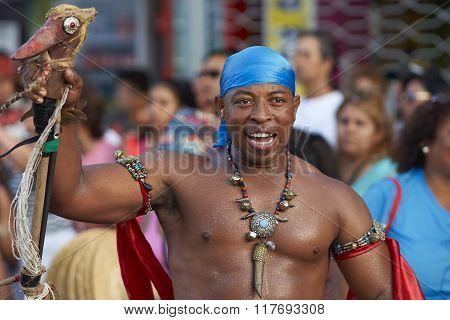 Afrodescendiente Dancer