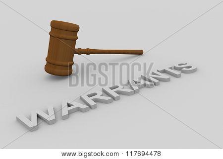 Warrants Concept