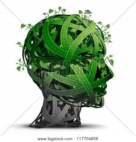Green Transportation Thinking