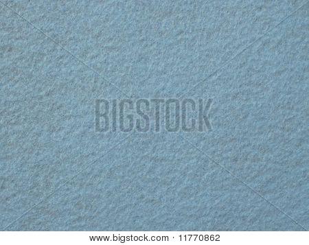 blue felt fabric