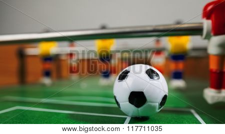 foosball football table