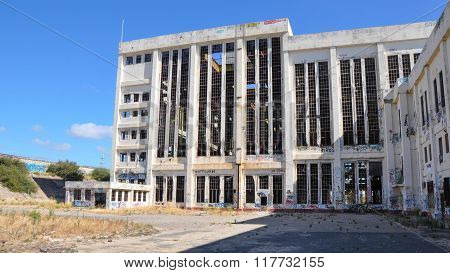 Old Power House: Vacant