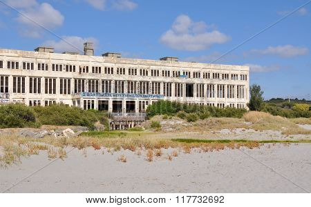 Old Power House: Fremantle Ruins