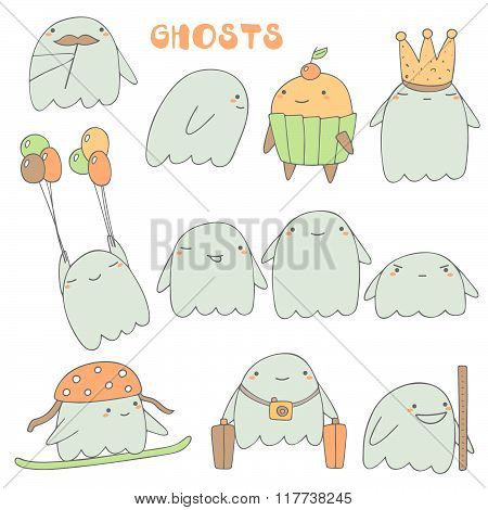 Ghosts collection