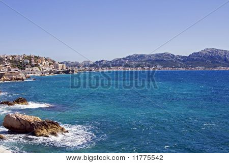 Marseilles, France - South East sector