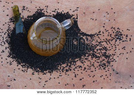 Nigella sativa and black cumin oil for lose weight