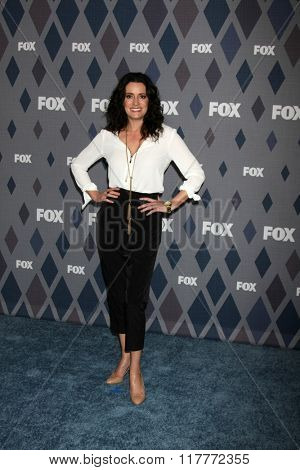 LOS ANGELES - JAN 15:  Paget Brewster at the FOX Winter TCA 2016 All-Star Party at the Langham Huntington Hotel on January 15, 2016 in Pasadena, CA
