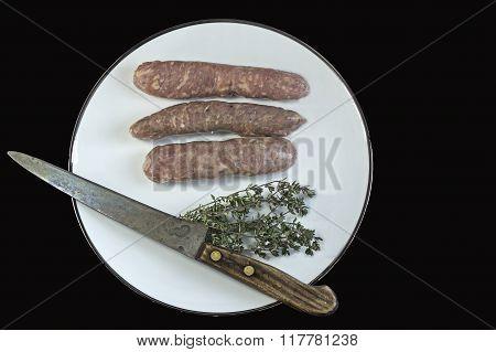 Fresh Turkey Sausage