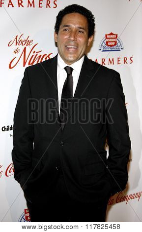 Oscar Nunez at the 2009 Noche De Ninos Gala held at the Beverly Hilton Hotel in Beverly Hills, California, United States on May 9, 2009.