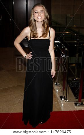 Nathalia Ramos at the 2009 Noche De Ninos Gala held at the Beverly Hilton Hotel in Beverly Hills, USA on May 9, 2009.