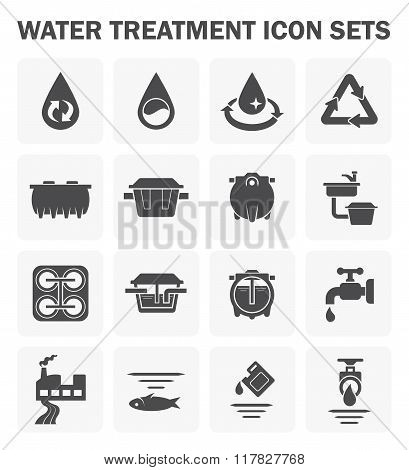 Water Icon Sets