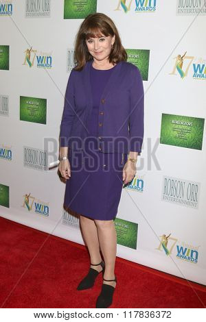 LOS ANGELES - FEB 10:  Patricia Richardson at the 17th Annual Women's Image Awards at the Royce Hall on February 10, 2016 in Westwood, CA