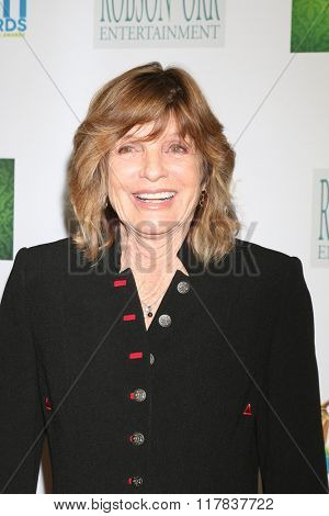 LOS ANGELES - FEB 10:  Katharine Ross at the 17th Annual Women's Image Awards at the Royce Hall on February 10, 2016 in Westwood, CA