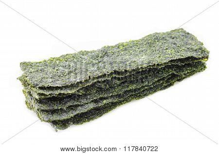 Fried Seaweed White.