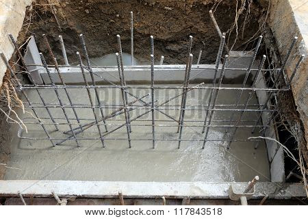 Foundation Construction For Home Building